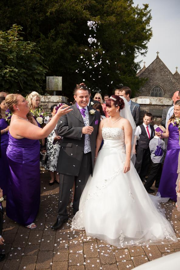 Bryngarw house Bridgend wedding