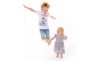 Studio children photography